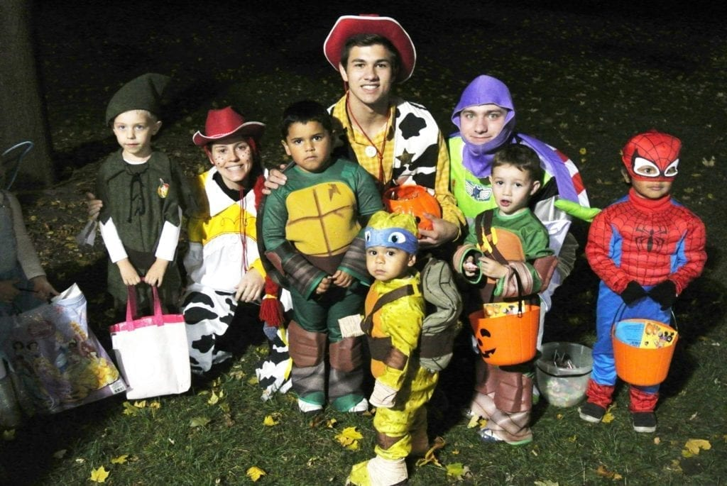 Trick-or-Treating in Lake County