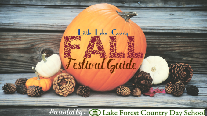 fall festivals lake county