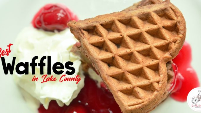 best waffles lake county