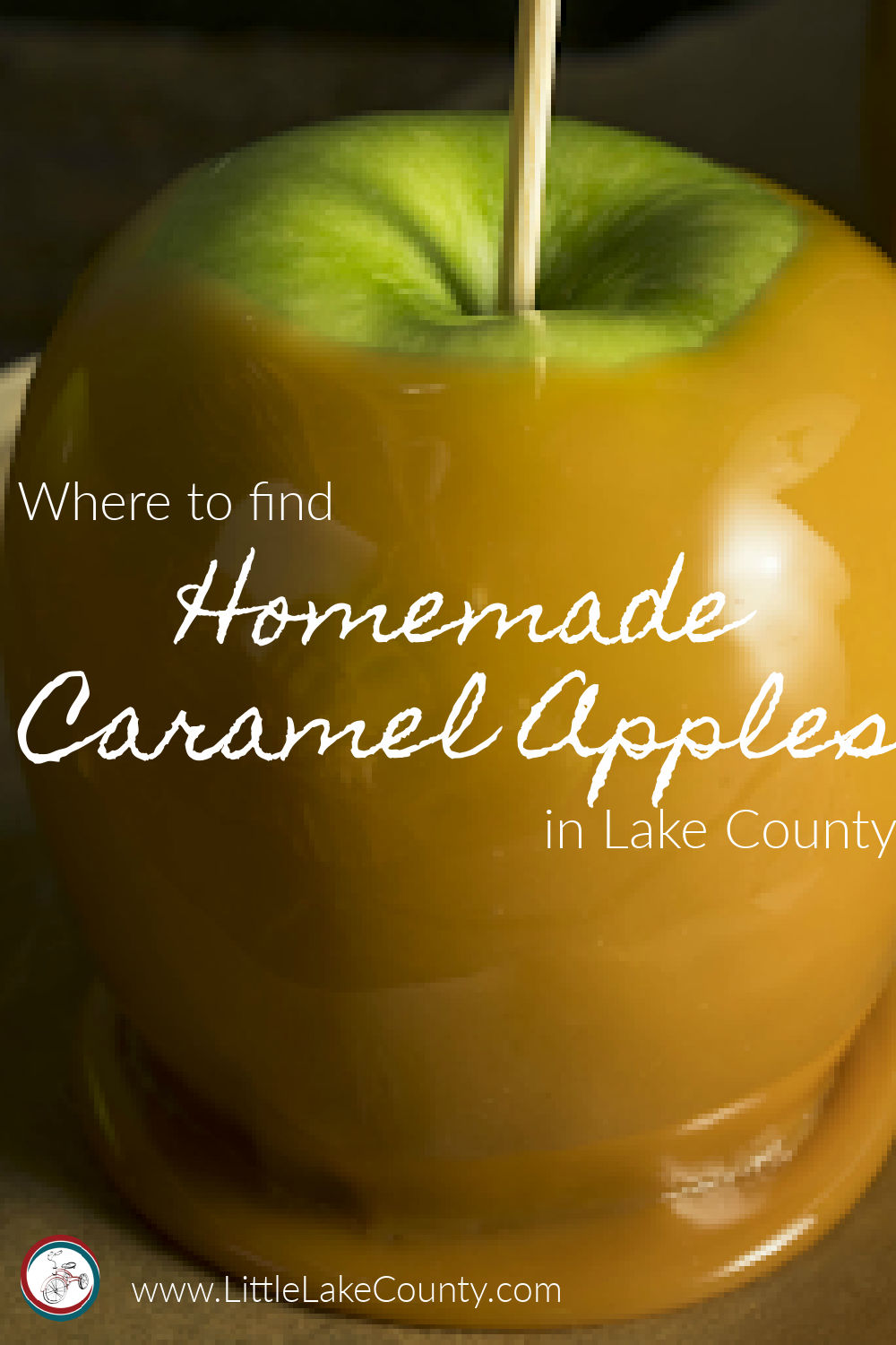 Where to Find Caramel Apples in Lake County