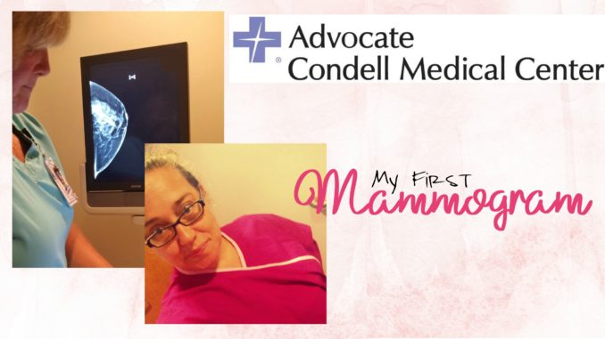 mammogram at condell medical center