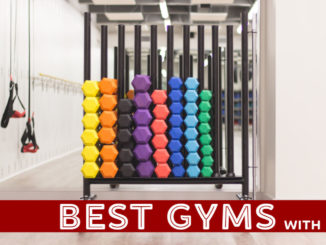 best gyms with childcare