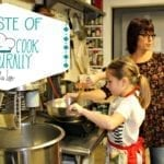 A Taste of Kids Cook Naturally