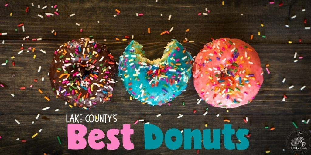 lake county's best donuts
