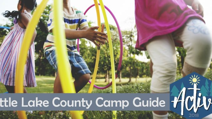 active summer camps in Lake County