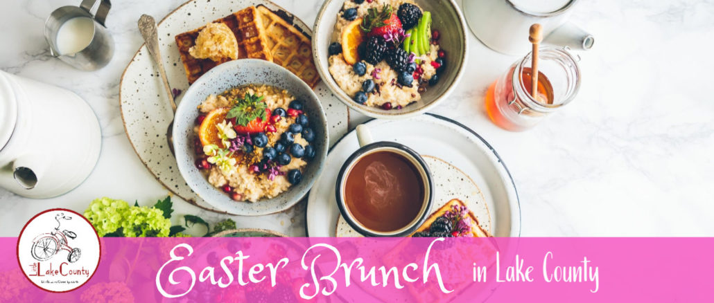 easter brunch in lake county