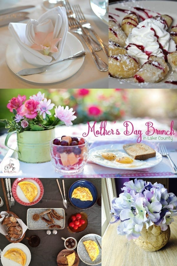 Mother\'s Day Brunch in Lake County