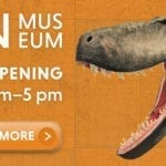 Grand Opening of the DUNN Museum – Saturday March 24 FREE