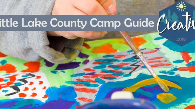 camps for the creative child