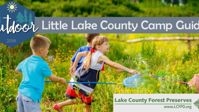 outdoor camps in Lake County