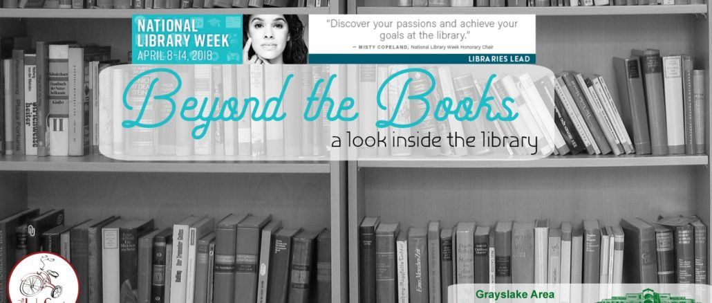 beyond the books a look inside the library grayslake public library