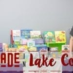 MADE in Lake County: Ashley McDowell {Usborne Books & More}