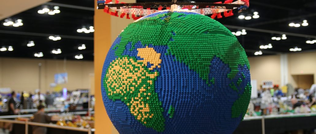 Brickworld Chicago 2018