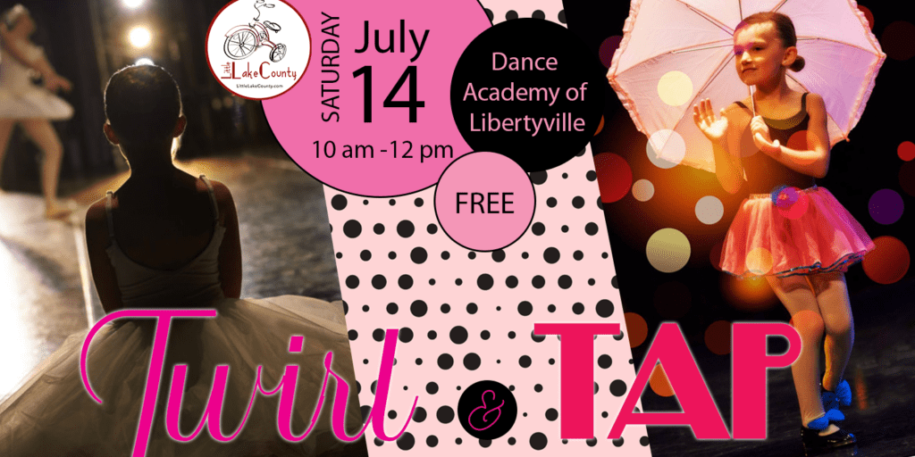 twirl and tap at dance academy of libertyville