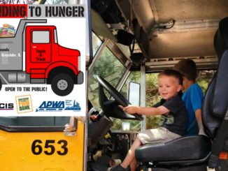 touch a truck event lake county fairgrounds