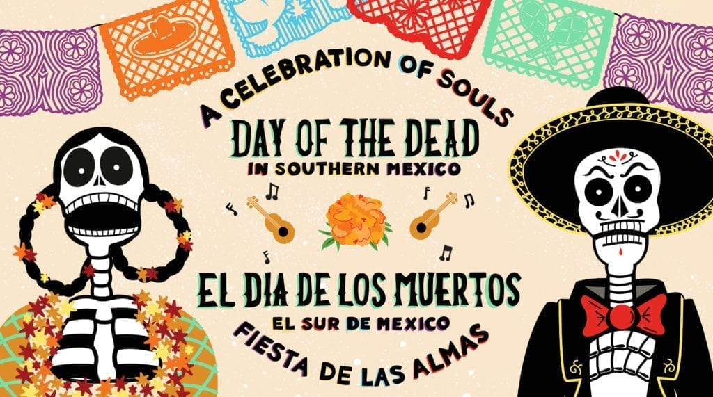 day of the dead at dunn museum