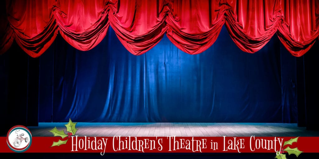 holiday children's theatre in lake county