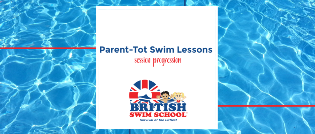 swim lessons at british swim school
