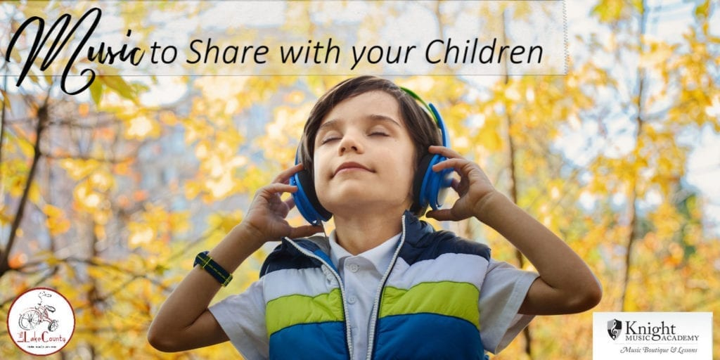 music to share with your children