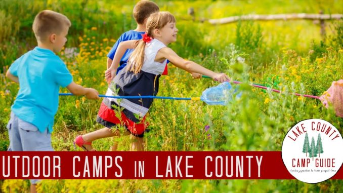 nature camps in lake coounty