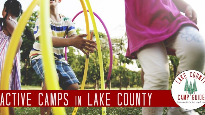 active camps in Lake County