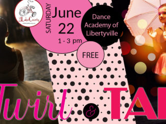 twirl and tap event