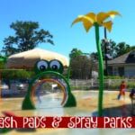 Splash Pads & Spray Parks