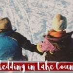 Where to go Sledding in Lake County