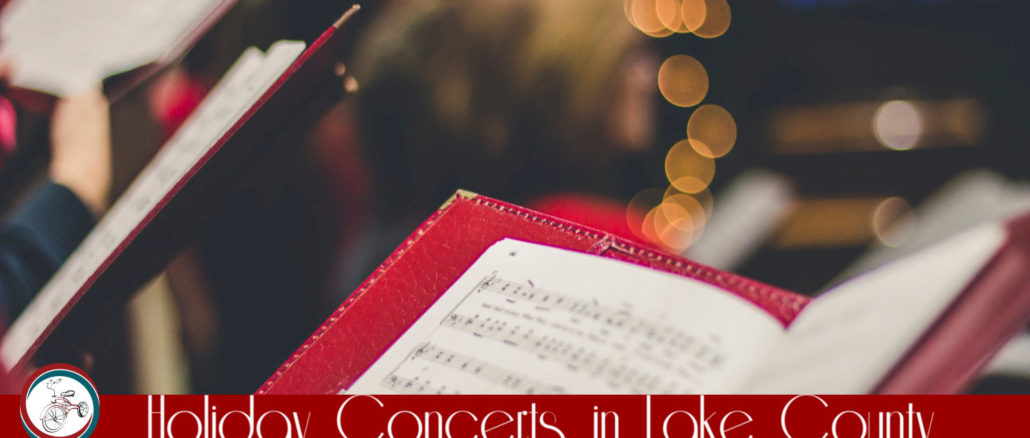 holiday concerts in lake county