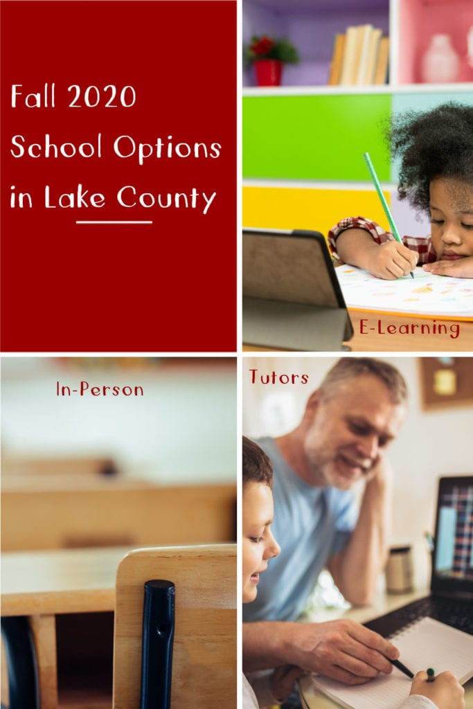 Fall Learning Options for Lake County Families